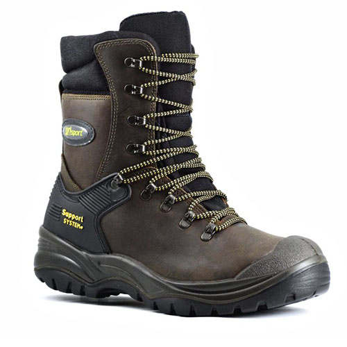 Gri Sport Safety Hercules Boots - The